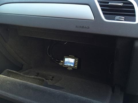 Автомобильный видеорегистатор Axiom Premium Audi Edition