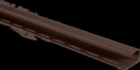 Планка J профиль Альта Профиль Орех темный 3,66м