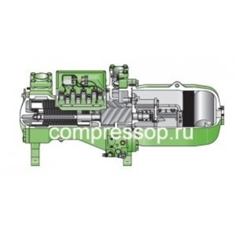 CSH8553-110Y Bitzer купить, цена, фото в наличии, характеристики