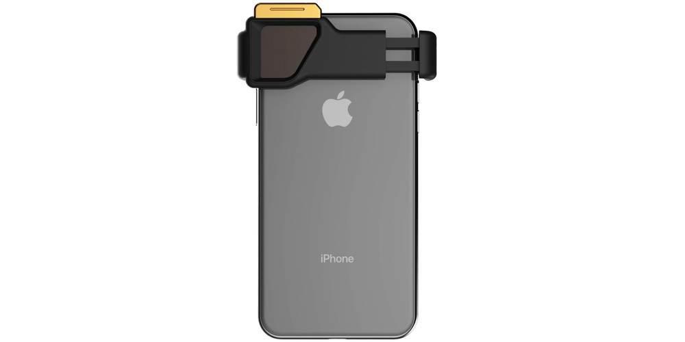 Набор фильтров для телефона PolarPro IRIS на iPhone