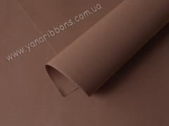 Фоамиран корейский экстра какао (20)  (уценка)