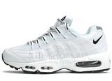 Кроссовки Мужские Nike Air Max 95 White Black