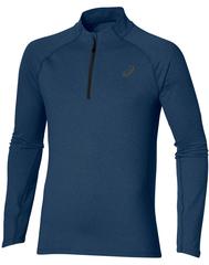 Рубашка беговая Asics LS 1/2 Zip Jersey мужская
