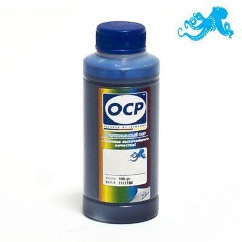 Чернила OCP C 142 Cyan для Epson T50/T59/P50/TX800/TX700/TX650/RX610, 100 мл