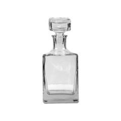 Бутылка стеклянная 0,5 л «Куб»