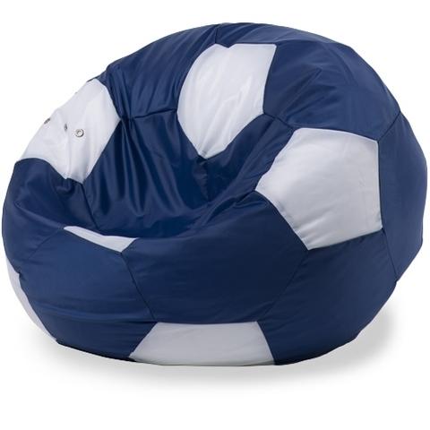 Внешний чехол «Мяч», L, оксфорд, Синий и белый