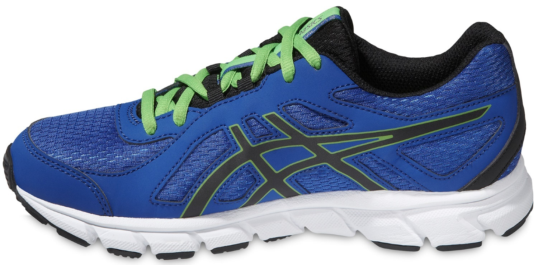 Детские кроссовки для бега Asics Gel Xalion 2 GS (C439N 4290) синие фото