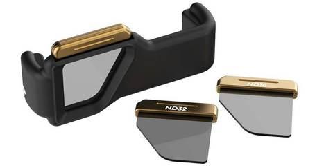 Набор фильтров для телефона PolarPro IRIS с линзами