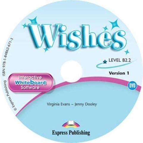 Wishes B2.2. Программное обеспечение для интерактивной доски. Совместимое с Starlight 11 кл