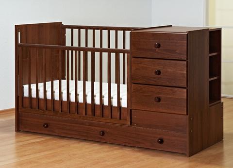 Детская кроватка-трансформер Гандылян Тереза