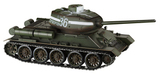 Танк Taigen Т34-85 РУ 2.4 G (зелёный)