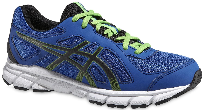 Детские беговые кроссовки Asics Gel Xalion 2 GS (C439N 4290) синие фото