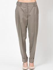 BR1143-7 брюки женские, серые