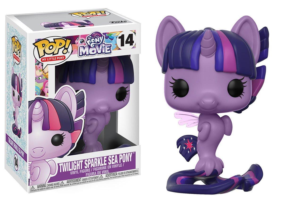 Фигурка Funko POP! Vinyl: My Little Pony: Twilight Sparkle Sea Pony 21643