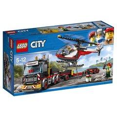 Конструктор LEGO Перевозчик вертолета City Great Vehicles (60183)
