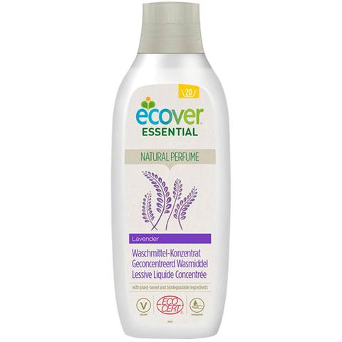 Ecover Essential Концентрированная жидкость для стирки с лавандой, 1 л (20 стирок)