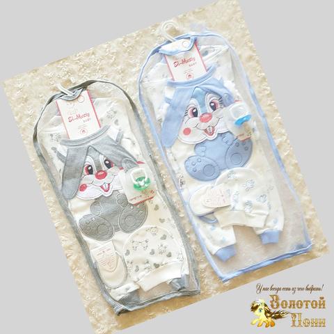 Набор новорожденному 6 предметов (0+) 190527-К-842