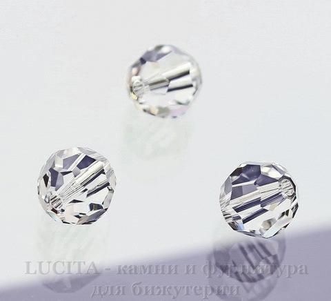 5000 Бусина - шарик с огранкой Сваровски Crystal 6 мм ()