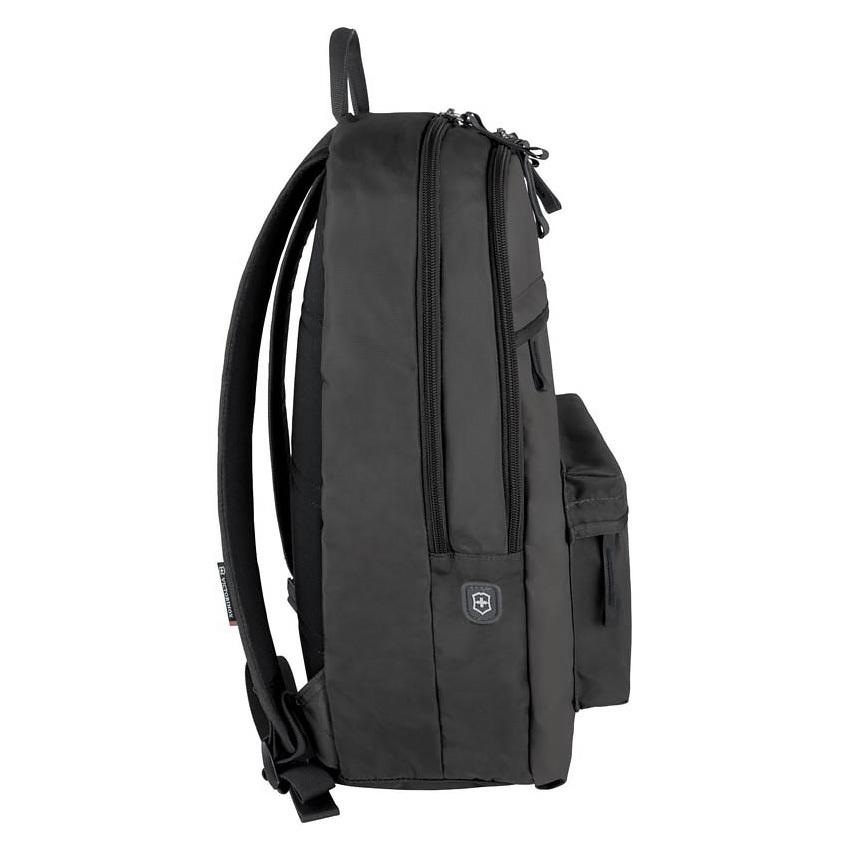 Рюкзак Victorinox Altmont 3.0 Standard Backpack, чёрный, 30x12x44 см, 20 л