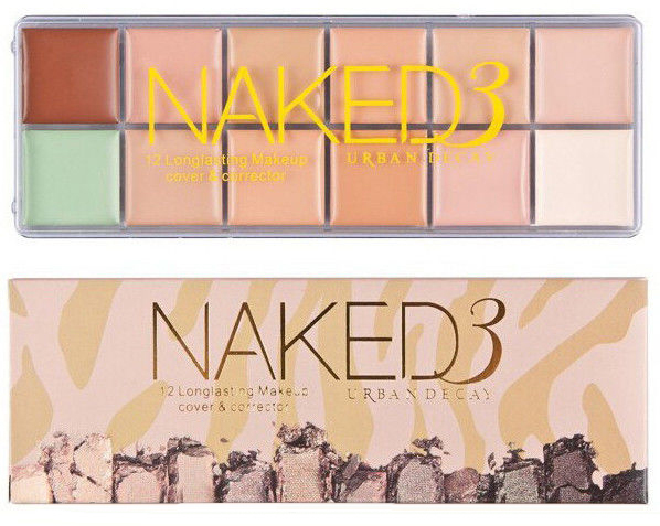 Urban Decay NAKED 3 - ���������������� ������� ����������� 12 ��������