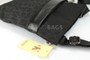 Мужская сумка планшет Calvin Klein A5 Black 002