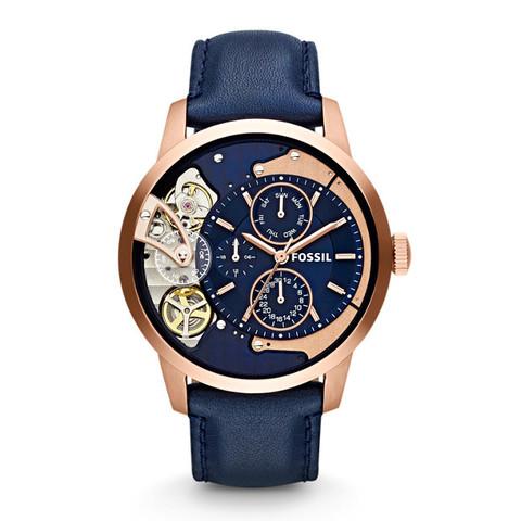 Купить Наручные часы скелетоны Fossil ME1138 по доступной цене