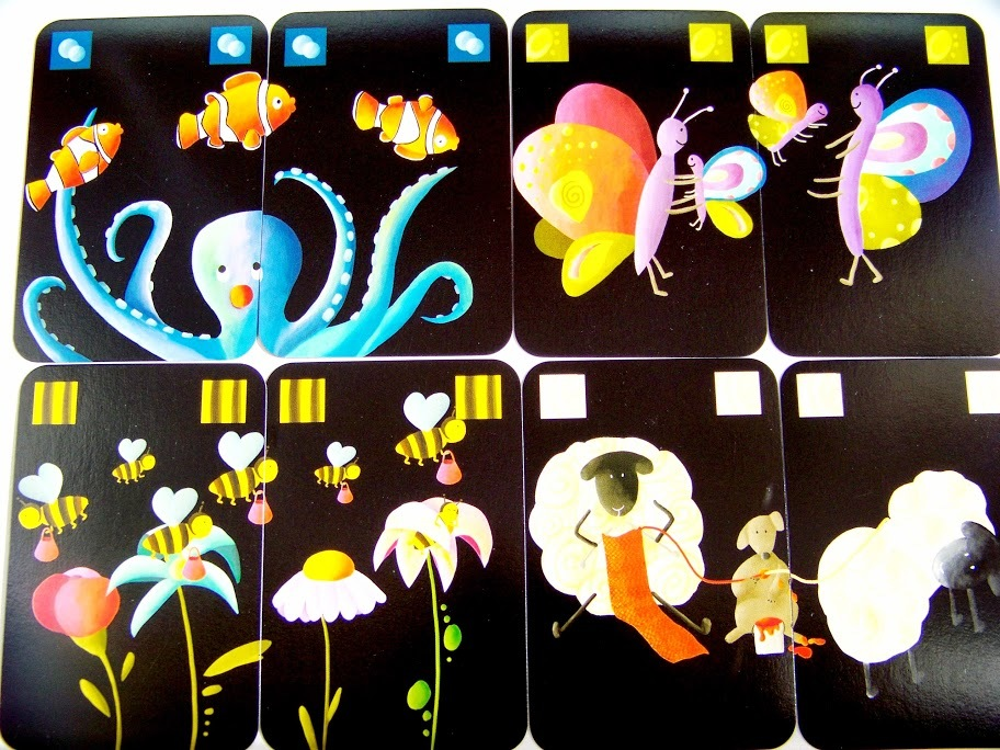 Карточная игра Мистигри Djeco
