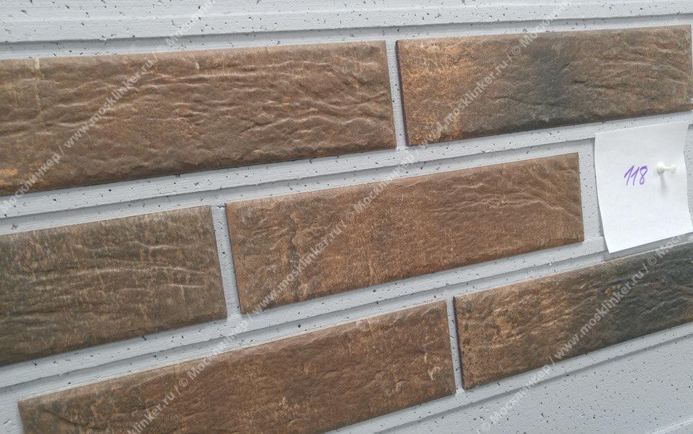 Cerrad - Loft brick, Cardamon, 245x65x8 - Клинкерная плитка для фасада и внутренней отделки