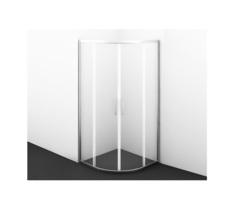 Душевой уголок WasserKRAFT Main 41S01, 90х90, с раздвижными дверьми