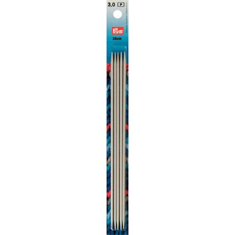 Спицы чулочные 3мм/20см PRYM 191490