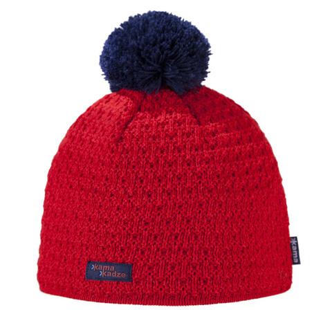 шапка Kama K36 red