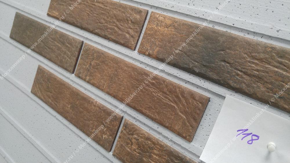 Клинкерная плитка Cerrad, Loft brick, Cardamon, 245x65x8