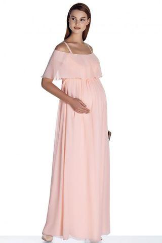 Платье 08496 розовый