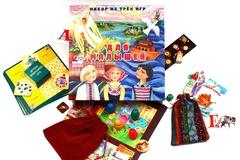 Для малышей. Набор из трех игр («День Ангела», «Детское православное лото»,  «Ноев ковчег»)