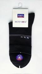 Носки мужские (12 пар ) цвет черный арт.987