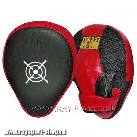 Л1202И Лапа боксёрская загнутая
