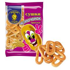 Сушки Челночонок Невская сушка 350г