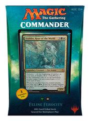 Commander 2017: Feline Ferocity (WG) английский