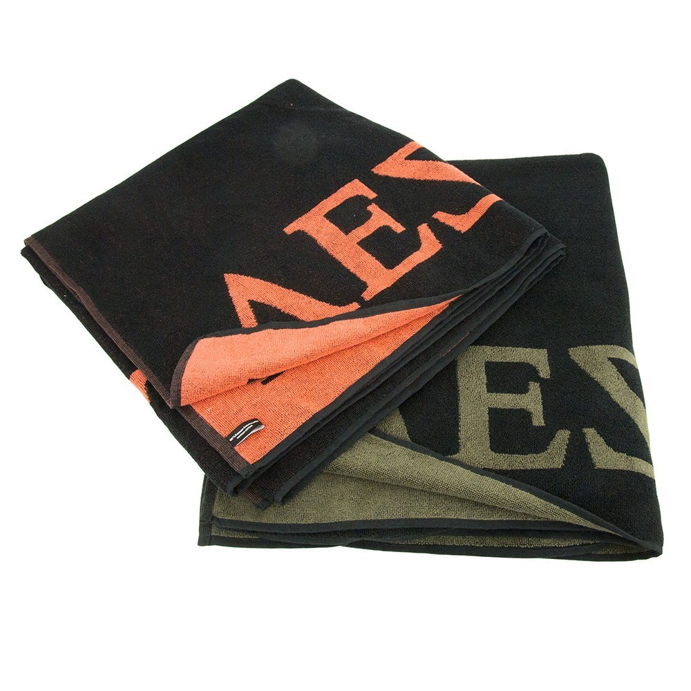 Полотенце AE Sport towel orange #2
