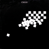Benny Andersson, Tim Rice, Bjorn Ulvaeus ‎/ Chess (2LP)