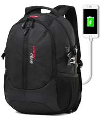 Рюкзак c USB и кодовым замком CROSS GEAR CR-9605