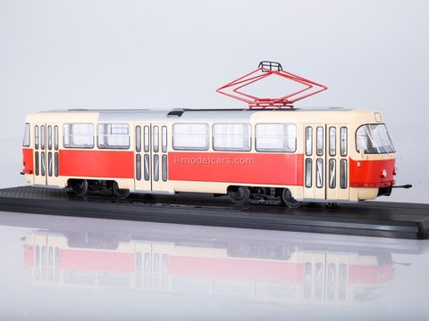 Tram Tatra-T3SU 1:43 Start Scale Models (SSM)