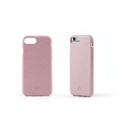 Чехол для телефона Pela iPhone 6/6s/7/8 розовый