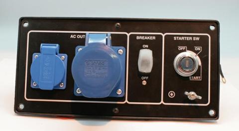 Панель контрольная DDE BG6000