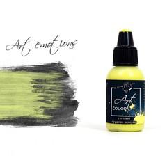 Pacific.Светлый грушево-зеленый (light pear green) ART