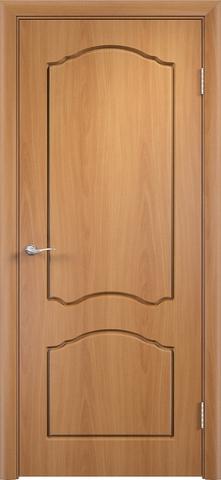 Дверь Верда Лидия, цвет миланский орех, глухая