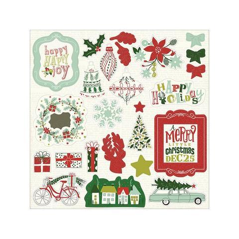 Чпборд  Cozy Christmas 30*30