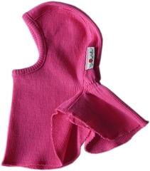 Шлемик ManyMonths, Розовый (шерсть мериноса 100%)
