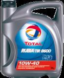 Total 8600 Rubia TIR 10W-40 – Синтетическое моторное масло для грузовых автомобилей (5л)