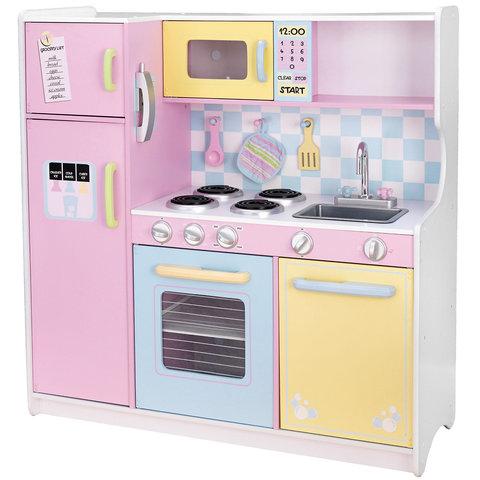 KidKraft Пастель Pastel - детская кухня 53181_KE